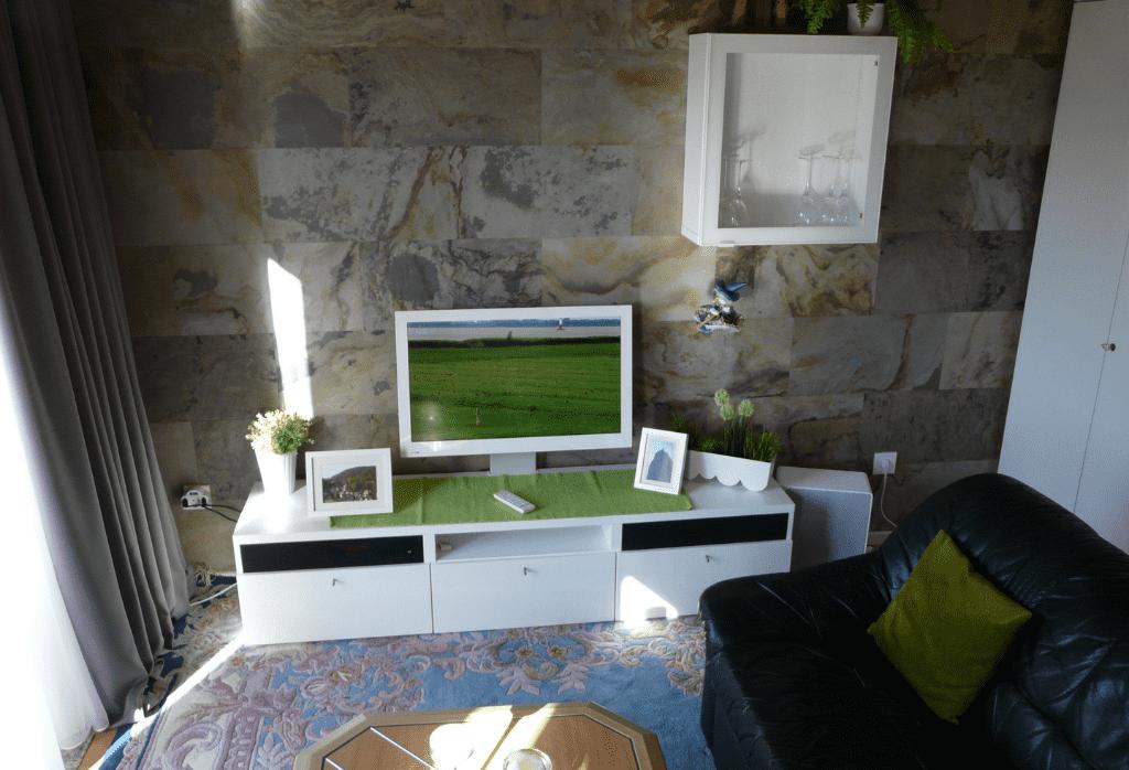 Appartment Märchengrund - Unser Wohnzimmer